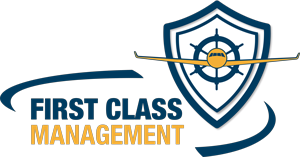 Logo First Class Management GmbH